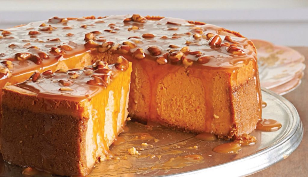 Gladys Knight Sweet Potato Cheesecake Recipe Updated 2018 The Foodie Dad